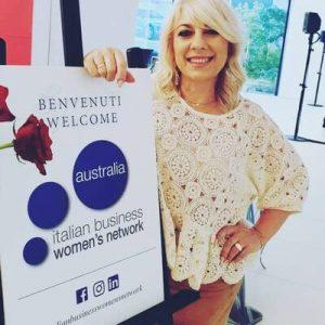 IBWN Founder Mariangela Stagnitti