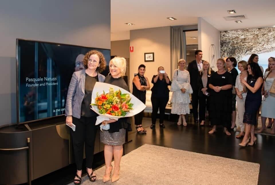 Natuzzi Italia Event Brisbane