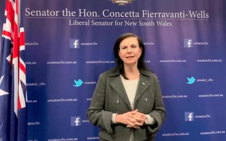 Senator-the-Honorable-Concetta-Fierravanti-Wells